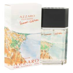 Azzaro Summer Cologne by Azzaro, 3.4 oz Eau De Toilette Spray for Men