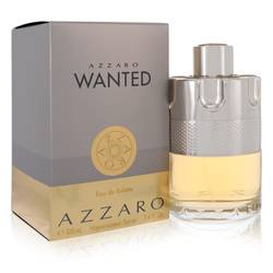 Azzaro Wanted Cologne by Azzaro, 3.4 oz Eau De Toilette Spray for Men