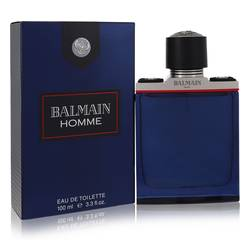 Balmain Homme Cologne by Balmain, 100 ml Eau De Toilette Spray for Men