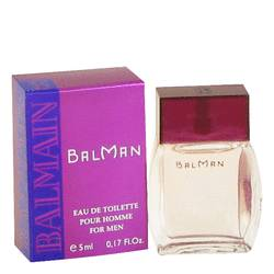 Balman Cologne by Pierre Balmain 0.17 oz Mini EDT