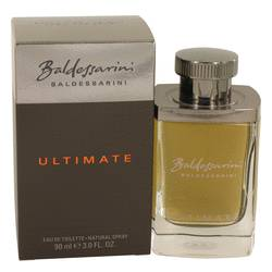Baldessarini Ultimate Cologne by Hugo Boss, 3 oz EDT Spray for Men