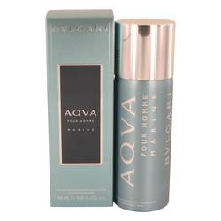 Bvlgari Aqua Marine Cologne by Bvlgari 5 oz Body Spray