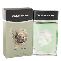 Barcos Cologne by YZY Perfume 2.8 oz Eau De Parfum Spray