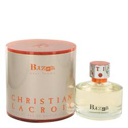 Bazar Perfume by Christian Lacroix, 100 ml Eau De Parfum Spray for Women