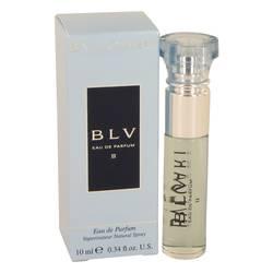Bvlgari Blv Ii Perfume by Bvlgari 0.34 oz Eau De Parfum Spray