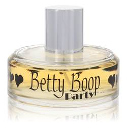 Betty Boop Party Perfume by Betty Boop 2.5 oz Eau De Parfum Spray (Tester)