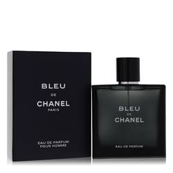 Bleu De Chanel Cologne by Chanel, 100 ml Eau De Parfum Spray for Men
