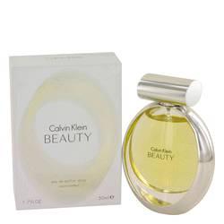 Beauty Perfume by Calvin Klein, 1.7 oz EDP Spray for Women