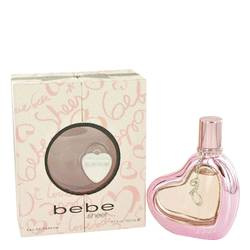 Bebe Sheer Perfume by Bebe, 1.7 oz Eau De Parfum Spray for Women