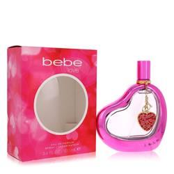 Bebe Love Perfume by Bebe, 3.4 oz Eau De Parfum Spray for Women