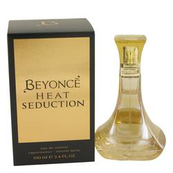 Beyonce Heat Seduction Perfume by Beyonce, 3.4 oz Eau De Toilette Spray for Women