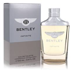 Bentley Infinite Cologne by Bentley, 3.4 oz Eau De Toilette Spray for Men