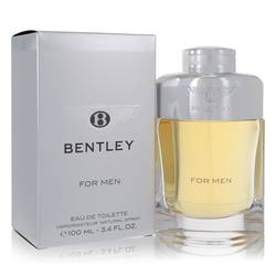 Bentley Cologne by Bentley, 3.4 oz Eau De Toilette Spray for Men