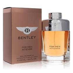 Bentley Intense Cologne by Bentley, 3.4 oz Eau De Parfum Spray for Men