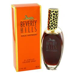 Beverly Hills Glamour Perfume by Gale Hayman 1.7 oz Eau De Cologne Spray