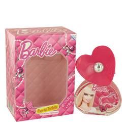 Barbie Fashion Girl Perfume by Mattel, 1.7 oz Eau De Toilette Spray for Women