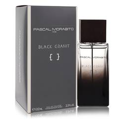 Black Granit Cologne by Pascal Morabito, 3.3 oz Eau De Toilette Spray for Men