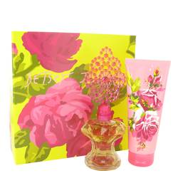 Betsey Johnson Perfume by Betsey Johnson -- Gift Set - 3.4 oz Eau De Parfum Spray + 6.7 oz Body Lotion