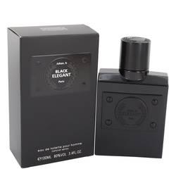 Black Elgant Cologne by Johan B, 3.4 oz Eau De Toilette Spray for Men