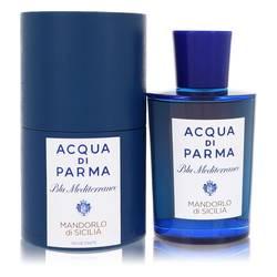 Blu Mediterraneo Mandorlo Di Sicilia Perfume by Acqua Di Parma 5 oz Eau De Toilette Spray