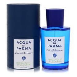 Blu Mediterraneo Bergamotto Di Calabria Perfume by Acqua Di Parma, 2.5 oz EDT Spray for Women