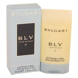 Bvlgari Blv Ii Perfume by Bvlgari 1 oz Shower Gel