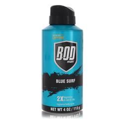 Bod Man Blue Surf Cologne by Parfums De Coeur 4 oz Body spray
