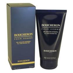 Boucheron Shower Gel by Boucheron, 150 ml Shower Gel for Men