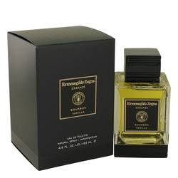 Bourbon Vanilla Cologne by Ermenegildo Zegna, 125 ml Eau De Toilette Spray for Men