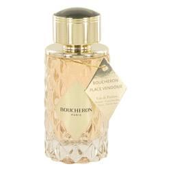 Boucheron Place Vendome Perfume by Boucheron 3.3 oz Eau De Parfum Spray (Tester)