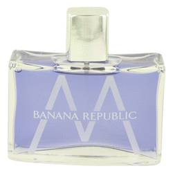 Banana Republic M Cologne by Banana Republic 4.2 oz Eau De Toilette Spray (Tester)