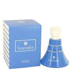 Braccialini Blue Perfume by Braccialini, 3.4 oz Eau De Parfum Spray for Women