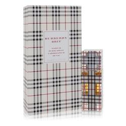 Burberry Brit Perfume by Burberry 0.5 oz Pure Perfume Spray
