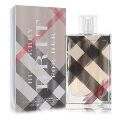 Burberry Brit Perfume by Burberry 3.4 oz Eau De Parfum Spray