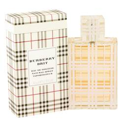 Burberry Brit Perfume by Burberry 1.7 oz Eau De Toilette Spray