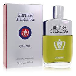 British Sterling Cologne by Dana 3.8 oz After Shave
