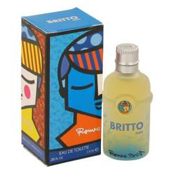 Britto Mini by Romero Britto, 7 ml Mini EDT for Men