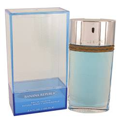 Banana Republic Wild Blue Cologne by Banana Republic, 3.4 oz EDT Spray for Men