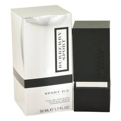 Burberry Sport Ice Cologne by Burberry 1.7 oz Eau De Toilette Spray