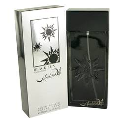 Black Sun Cologne by Salvador Dali, 100 ml Eau De Toilette Spray for Men