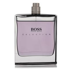 Boss Selection Cologne by Hugo Boss 3 oz Eau De Toilette Spray (Tester)