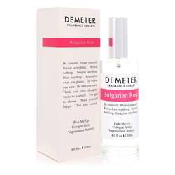 Demeter Perfume by Demeter 4 oz Bulgarian Rose Cologne Spray