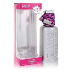 Bum Shine Perfume by BUM Equipment, 100 ml Eau De Toilette Spray for Women