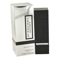 Burberry Sport Ice Cologne by Burberry 2.5 oz Eau De Toilette Spray