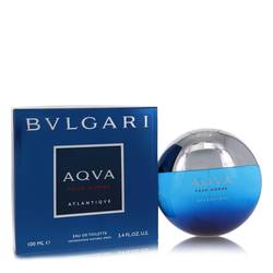 Bvlgari Aqua Atlantique Cologne by Bvlgari, 100 ml Eau De Toilette Spray for Men