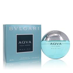 Bvlgari Aqua Marine Cologne by Bvlgari, 3.4 oz Eau De Toilette Spray for Men