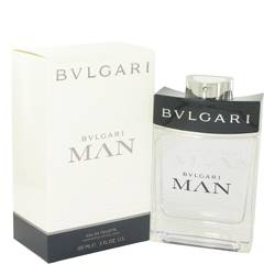 Bvlgari Man Cologne by Bvlgari, 5 oz Eau De Toilette Spray for Men