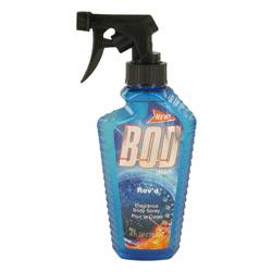 Bod Man Rev'd Cologne by Parfums De Coeur, 240 ml Body Spray for Men from FragranceX.com