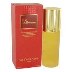 Birmane Perfume by Van Cleef & Arpels 4.2 oz Deodorant Spray