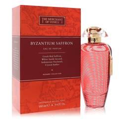Byzantium Saffron Perfume by The Merchant of Venice, 3.4 oz Eau De Parfum Spray (Unisex) for Women